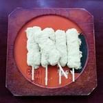 本家力軒 - 料理写真:弁慶力餅