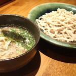 Gochi - W白湯と魚介のつけ麺 780円