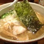 Gochi - しおラーメン 700円
