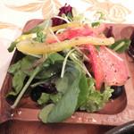 CARTA - 遠野ファーム等のサラダ