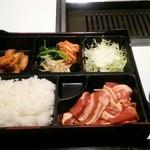 33189435 - 豚カルビ定食(770円→540円)♪