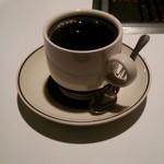 33189448 - 定食に付いてるコーヒー♪