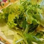 VITA - 980円  ランチのサラダ