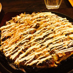 美ゆき - お好み焼き(豚玉) 570円