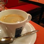 BISTRO L'Assiette - 食後のコーヒー