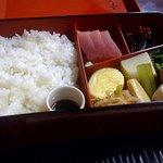 ふじ亭 - 京風弁当です。