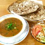 33191448 - いろいろな豆のカレー(Dal Makhni Curry)