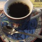 とんかつ専門店萬 - 食後のコーヒー(^^)