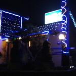 韓国家庭料理 済州 - 冬の夜はイルミネーション
