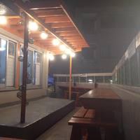 海の家ヒノマル - 屋上テラス席もあり!