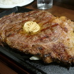 いきなり!ステーキ - 料理写真:☆リブロースステーキ(≧▽≦)/~♡☆