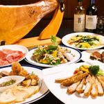 トラベルカフェ クッチーナ イタリアーナ - 全コース たっぷり3h飲み放題&飲放の種類が豊富♪
