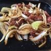 赤のれん - 料理写真:牛バラ焼き