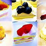 トラベルカフェ - ケーキ各種そろえてます