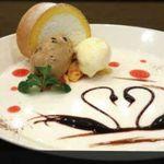アーキテクトカフェ - お誕生日ケーキプレートプレゼント