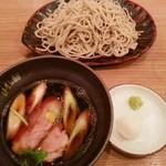 あお - 鴨汁(880円)