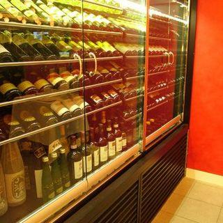 優雅なワインセラー