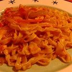 カンパーニャ - 手打ち麺!那須鶏の香草トマトソース