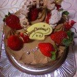 ポワソンダブリル - クリスマスケーキ