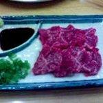 肉料理カオリちゃん - 肉刺
