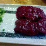 肉料理カオリちゃん - レバ刺