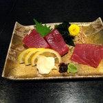 創作居酒屋 まる - カツオ刺身