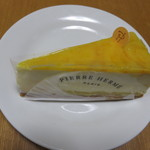 ピエール・エルメ・パリ - チーズケーキ