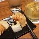 ザグリー - サントリー山崎、白カビのチーズ…素晴らしい金管アンサンブル…いい夜です