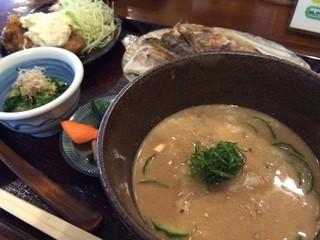 魚山亭 渋谷店 - 冷汁定食1200円