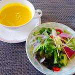 コーヒーハウス - サラダ&スープ