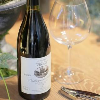 品質に自信【ドイツ直輸入ワイン】均整の調った素直な味わい