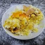 ポーポロ - 目玉焼きオンザライス