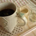 ウエストコースト - 2012年6月 食後のコーヒー