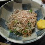 浜松屋食堂 - 【再訪】納豆