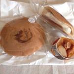 柳櫻堂 - もちどら芋餡、ミニどらラムレーズン、ゆるりポテト