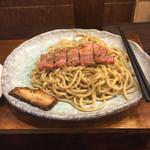 つけ麺紫匠乃  - カルボつけ麺