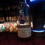 ヴァルハラ - 恐怖のウイスキー。何と!!ヨードチンキの様な香りがします!