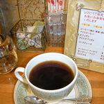 コーヒーロースト - サービスのコーヒー/通常は¥280