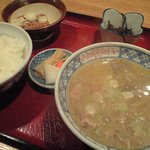 居酒屋 三平 - とん汁定食
