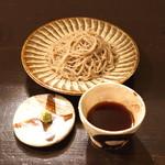 土家 - 粗挽き田舎蕎麦 (2014/11)