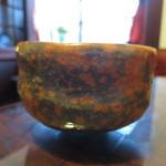 竹情荘 - 抹茶の器アップ