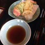 蓬乃里 - 料理写真:点心 天ぷら