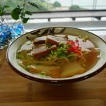 リゾートレストランせいふぁー - 沖縄そば