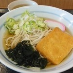 どんどん庵 砂田橋店 - 蕎麦とうどんの具セット、390円
