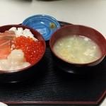 定食 めし屋 - 海鮮丼