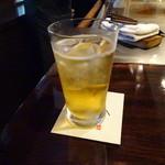 ステーキ池田 - 昼からハイボールでシュワシュワ~♪