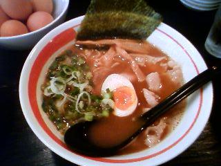 新徳島拉麺 まる徳ラーメン 白鷺本店