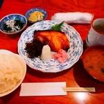 33224506 - 銀鱈西京焼定食¥1700