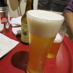 燻製バル けむパー - ジンジャービール