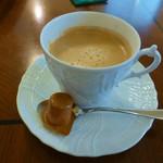 ズコット - パスタランチのドリンク(コーヒー)